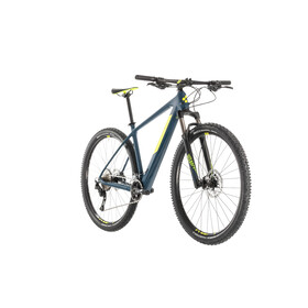 Cube Reaction C:62 MTB Hardtail blue